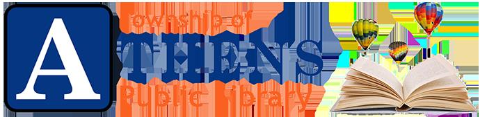 Athens Public Library Logo